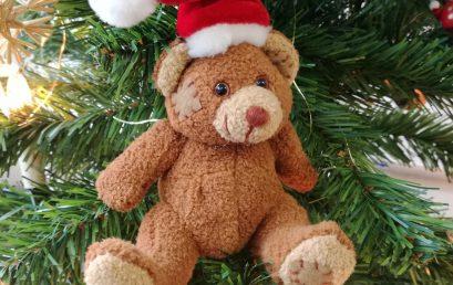 Wir wünschen schöne Weihnachtstage