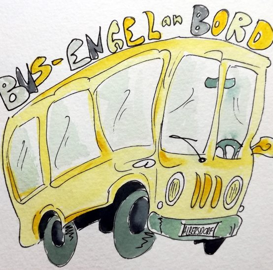 Neue BUS-ENGEL gesucht!