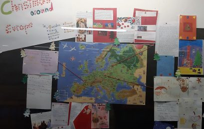 Christmas around Europe